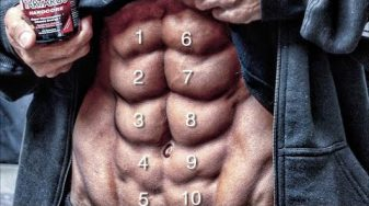6 Pack Abs is nothing!  This is a  10-pack  – 100% Legit