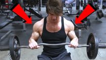 Jeff Seid – Triceps & Abs Workout at Metroflex | NATURAL TRAINING