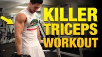 Killer Tricep Workouts For Mass – 5 Exercises To Build Bigger Triceps